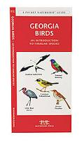 Georgia Birds An Introduction to Familiar Species