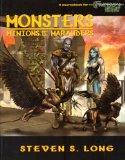 Monsters, Minions & Marauders (Fantasy Hero)