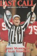 Last Call Memoirs of an NFL Referee