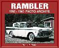 Rambler 1950 Through 1969 Photo Archive