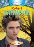 Robert Pattinson (Blue Banner Biographies)
