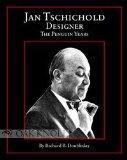 Jan Tschichold, Designer: The Penguin Years