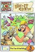 The Fix-It Crew (Phonics Comics Series)