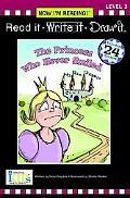 Princess Who Never Smiled (Read It, Write It, Draw It, Level 3: Now I'm Reading! Series)