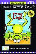 Nir! Read It, Write It: Frogs Legs - Level 1 (Now I'm Reading!, Level 1)