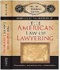 Sources of the History of the American Law of Lawyering