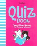 Quiz Book Tear & Share Quizzes For You And A Friend