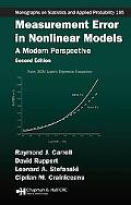 Measurement Error in Nonlinear Models A Modern Perspective