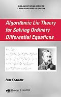 Algorithmic Lie Theory for Solving Ordinary Differential Eqautions