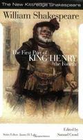 New Kittredge Shakespeare: The first part of King Henry IV