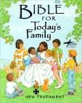 Contemporary English Version Children's Illustrated New Testament