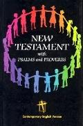New Testament with Psalms and Proverbs: Contemporary English Version (CEV) - American Bible ...