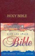 Cev Gift and Award Bible - Paperback