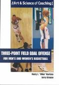 Three-Point Field Goal Offense for Mens and Womens Basketball