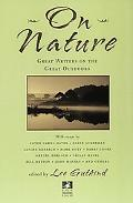 On Nature Great Writers on the Great Outdoors