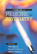 Handbook of Medicine in Psychiatry