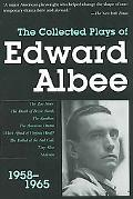 Collected Play of Edward Albee 1958-1965