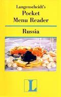 Pocket Menu Reader Russia