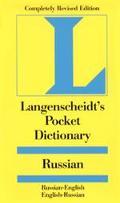 Langenscheidt's Pocket Russian Dictionary Russian-English/English-Russian