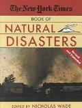 New York Times Book of Natural Disasters