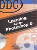 Learning Adobe Photoshop 6