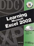 Ddc Learning Microsoft Excel 2002