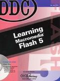 Learning Macromedia Flash 5