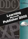 Ddc Learning Microsoft Publisher 2002