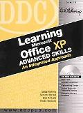 Ddc Learning Microsoft Office Xp Advanced Skills An Integrated Approach