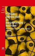 Formal Ontology in Information Systems Proceedings of the Fourth International Conference (F...