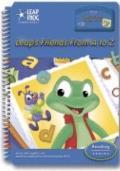 Leap's Friends A-Z (LeapStart Book) - LeapFrog - Interactive Book