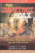 Da Vinci Hoax Exposing the Errors in The Da Vinci Code