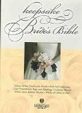 Keepsake Bride's Bible Holman Christian Standard Bible, Silver