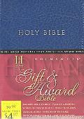 Holman Christian Standard Bible Gift & Award Blue
