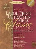 Holman Cornerstone Ultrathin Reference Bible Holman Christian Standard, Burgundy, Ultrathin,...