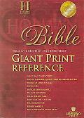 Holy Bible Holman Christian Standard Bible, Black, Bonded Leather, Reference