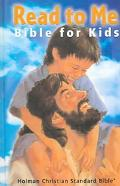 Holman Christian Standard Bible Read to Me Bible for Kids