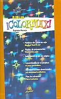 Santa Biblia / Holy Bible Reina Valera Revisada 1960 Colormax! Youth Bible, Orange