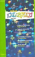 Santa Biblia / Holy Bible Reina Valera Revisada 1960 Colormax! Youth Bible, Neon Green