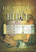 Holman Illustrated Study Bible Holman Christian Standard Bible, Burgundy Bonded Leather