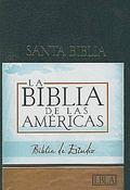LBLA Biblia de Estudio