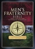 Hcsb Men's Fraternity Bible