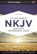 Holman Study Bible: NKJV Edition, Personal Size Hardcover