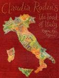 Claudia Roden's the Food of Italy Region by Region