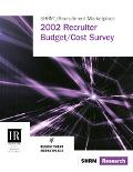 2002 Recruiter Budget/Cost Survey
