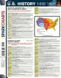 US History I: 1492-1865 SparkCharts (SparkNotes History and Social Sciences Series)