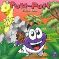 Putt-Putt Lost in Time! - Lyrick Publishing - Paperback - ILLUSTRATE