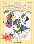 Daily Celebration Activities September Through January