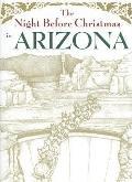 Night before Christmas in Arizona - Sue Carabine - Hardcover - Gift