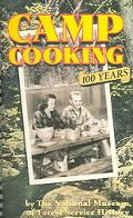 Camp Cooking 100 Years